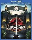 Jurassic Park (Blu-ray 3D + Blu-ray + DVD + Digital Copy + UltraViolet) by Universal Studios by Steven Spielberg