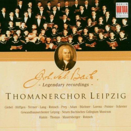 Bach: Thomanerchor Leipzig (Le...