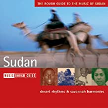 The Rough Guide to the Music of Sudan CD (Rough Guide World Music CDs)