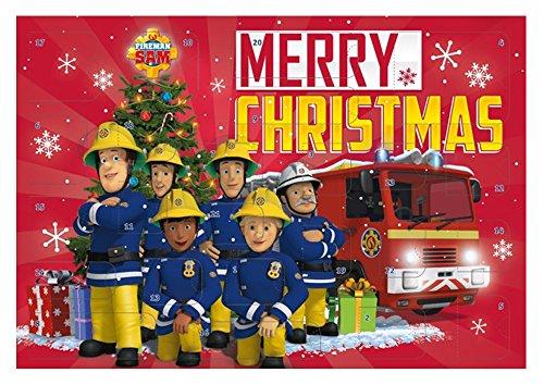 Undercover FSTU8022 Calendrier de l'Avent Sam Le Pompier