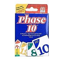 قد تختلف أنماط لعبة البطاقات للمرحلة 10.