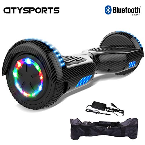 citysports hoverboard 6 5 zoll selbstabgleich. Black Bedroom Furniture Sets. Home Design Ideas