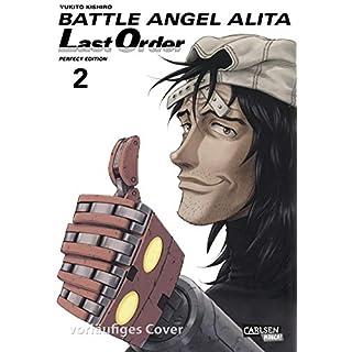 Battle Angel Alita - Last Order - Perfect Edition 2