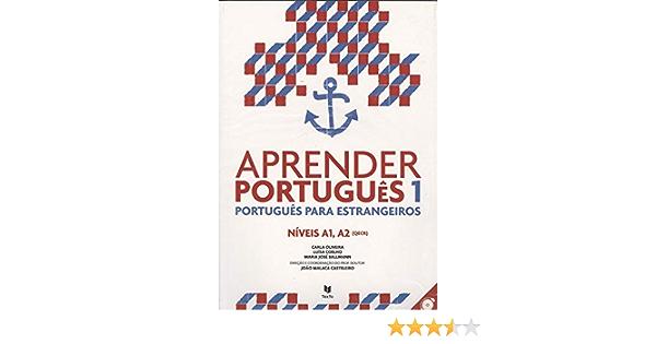 Aprender Português 1 Níveis A1 A2 Book Cd Amazon Co Uk Carla Oliveira Maria José Ballmann Maria Luísa Coelho 9789724732121 Books