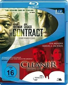 The Contract/Cleaner - Der Tod ist sein Geschäft [Blu-ray]