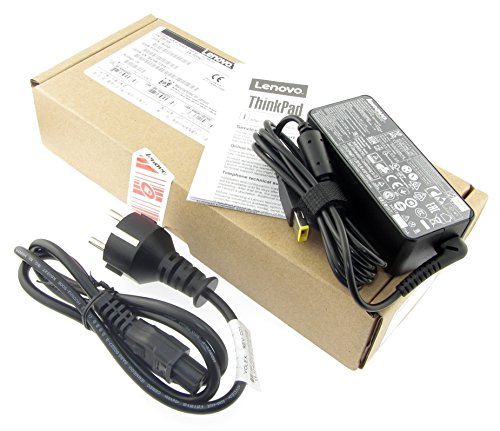 Lenovo 0B47036 - ThinkPad 45W AC Adapter (Slim Tip) EU - Lenovo T440 Ladegerät Thinkpad