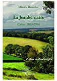 Image de La Jeanbernatte: Cahier 1983-1984