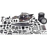 Auto RC Reely Dune Fighter électrique 4 roues motrices kit à monter 1:10...