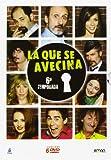 La Que Se Avecina - 6ª Temporada [DVD] en Español