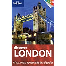 Discover London (Lonely Planet Discover Guides)
