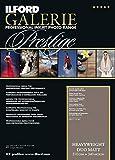 ILFORD GALERIE Prestige Heavyweight Duo Matt 310 GSM A3+ - 329 mm x 483 mm 25 Blatt