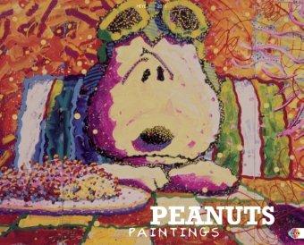 Kunst hoch 3 Peanuts