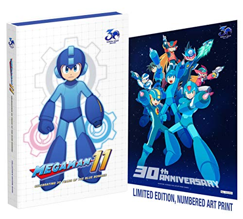 Mega Man 11: Celebrating 30 Years of the Blue Bomber (1 Man Mega)