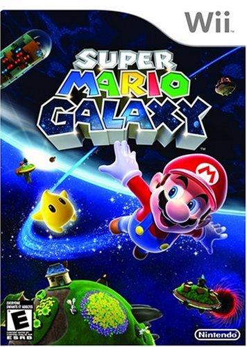 Nintendo Super Mario Galaxy, Wii