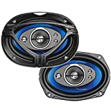 #9: 5 Core CS-69-28 High Performance Car Speaker