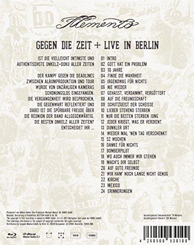 Böhse Onkelz - Memento-Gegen die Zeit+Live in Berlin [Blu-ray]