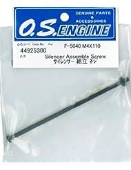 Tornillos de montaje Silenciador F-5040 M4 x 110 44925300 (Jap?n importaci?n / El paquete y el manual est?n escritos en japon?s)
