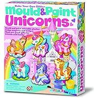 4M Moldea Y Pinta Unicornios, (404708)