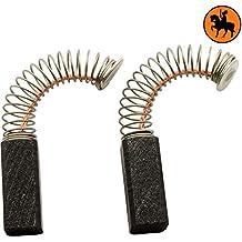 Escobillas de Carbón para CASALS FC14 fresadora -- 6,4x6,4x15mm -- 2.4x2.4x5.9''