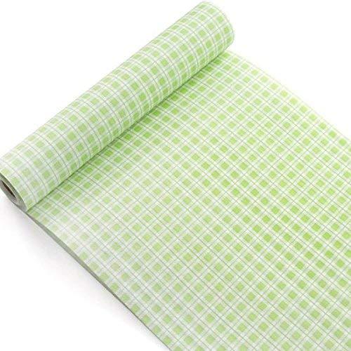 QINCH Kitchen Kabinett Pad Pad Papierfach Schublade Kleiderschrank Feuchtigkeitspad Küche wasserdicht Pad feuchtigkeitsbeständig Papierfach Mat Schuhe Cabinet Pad Länge 5 M * B 30 cm grün 5m Schuhe