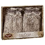 Best Reusable Hand Warmers - Snuggle Up Set of 2 Super Soft Faux Review