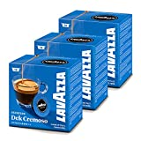 Lavazza A Modo Mio Dek Cremoso Coffee Capsules (3 Packs of 16)