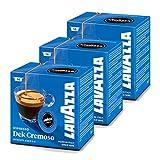 Lavazza A Modo Mio Espresso Dek Cremoso, Kaffee, Entkoffeiniert, Kaffeekapseln, Arabica, 48 Kapseln