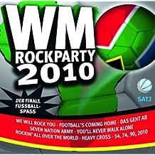 WM Rockparty 2010 - der finale Fussball-Spass