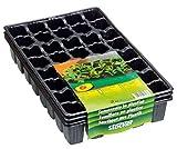 Stocker Semenzaio in plastica semi serra set da 6x40 240 vasetti