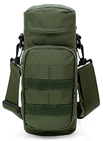 SaySure - Outdoors Tactical Gear Water Bottle Pouch Kettle
