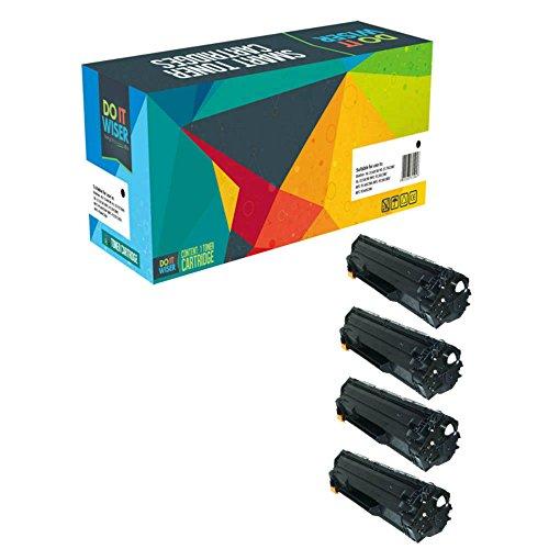 Preisvergleich Produktbild 4 Do it Wiser ® Toner Kompatibel für HP LaserJet Pro M12w M12a MFP M26a MFP M26w MFP M26nw - CF279A 79A