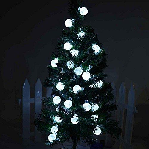 Guirlandes Lumineuse, Esky® SL50 Lampe Solaire En Plein Air ...