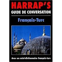 GUIDE DE CONVERSATION. Français-Turc