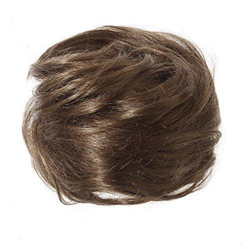 Dutt SOGNO AMERICANO 100 per cento dei capelli di alta qualità umana - big - 4 di marrone, primo pacchetto (1 x 94 g)