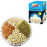Bikano Rasgulla with Dryfruits 1400 gm