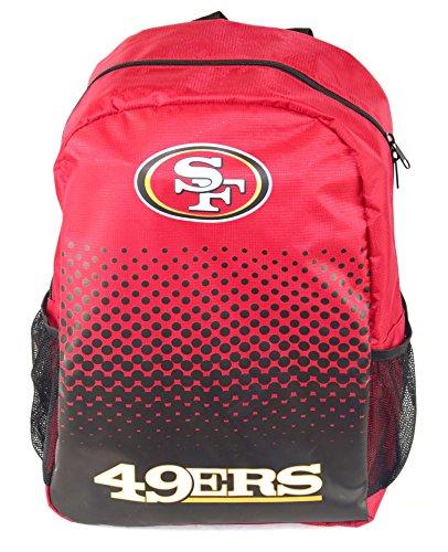 NFL FADE BACKPACK San Francisco 49ers