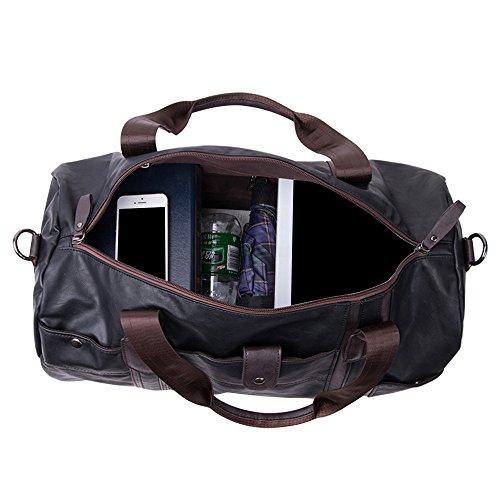 Zoom IMG-1 manling7 borsa da viaggio grande