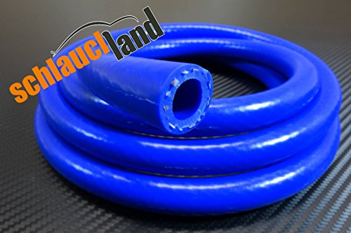 Silikonschlauch VARIO blau Innendurchmesser 19mm*** Unterdruckschlauch Vakuumschlauch Kühlwasserschlauch