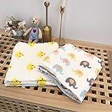 Six-Story Baby Gauze Bath Towel Pure Cotton Gauze Children by Baby Towel by Children