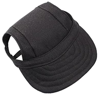 hunpta Summer Pet Dog Cute Print Cap Baseball Hat Small Dog Outdoor Hat