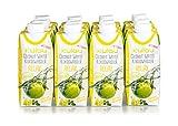 KULAU Bio-Kokoswasser RELAX - mit Holunderblüte – der natürliche, isotonische Energy-Drink ohne Zusätze (12 x 330 ml)