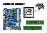 Aufrüst Bundle - Gigabyte EX58-UD3R + Intel i7-970 + 8GB RAM #62964