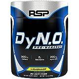 RSP Nutrition Dyno Pre-Workout With Beta Alanine, Arginine And Alpha GPC - 30 Servings (Lemon Lime)
