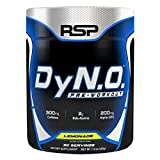 Best Natural Preworkouts - RSP Nutrition Dyno Pre-Workout with Beta Alanine, Arginine Review