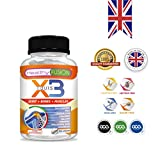 X3 - Pure Hydrolysed Collagen + Hyaluronic Acid + Pure Chondroitin + High-Density