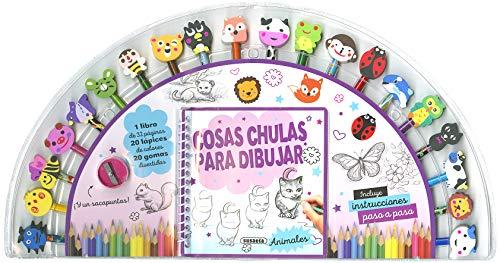 Cosas chulas para dibujar (Lápices y gomas) - Para Dibujar Lapiz