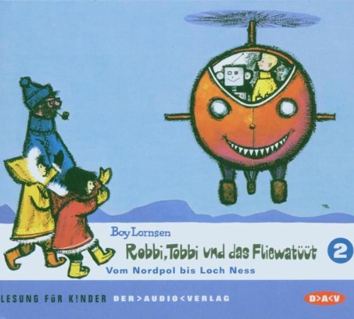 Robbi, Tobbi und das Fliewatüüt (Doppel-CD)