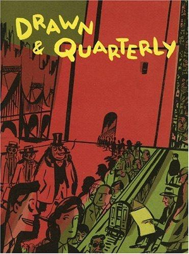 Drawn & Quarterly Anthology, Vol. 5 (2003-12-01)