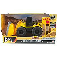Toy State Public Works Cat Vehicle and Construction Big Builder Remote (with Cable) Excavator - Compare prices on radiocontrollers.eu