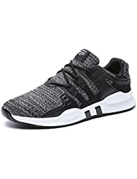 Husk'Sware Basket Couples Chaussure de Course Running Sport Sneakers Femme Homme